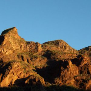 Gran Canaria Wandern Lanzatrekk Lanzarote Vulkan