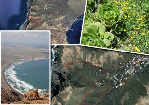 Lanzarote wandern leicht und flach
