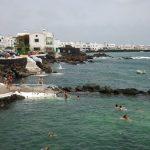 Lanzarote leicht und flach Küstenwanderung