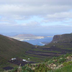 Lanzarote Wandern Tour 15 Steilküste