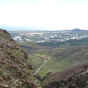 Lanzarote Wandertour 13: Durch das Taubental