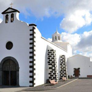 Lanzarote Weinanbau Mancha Blanca Lanzatrekk