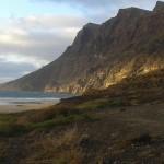 Lanzarote Wandern Risco de Famara